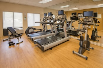 Fitness Facility at Springhill Suites Gaithersburg in Gaithersburg