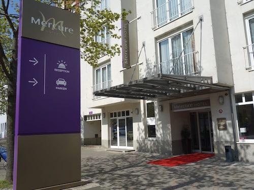 . Mercure Hotel Plaza Magdeburg