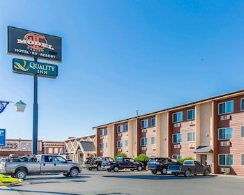 Hotel - Quality Inn Winnemucca - Model T Casino