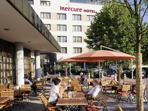 . Mercure Hotel Offenburg am Messeplatz