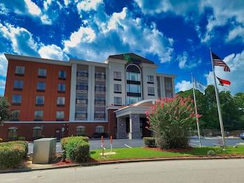 威爾遜市中心智選假日飯店及套房 Holiday Inn Express Hotel & Suites Wilson-Downtown, an IHG Hotel