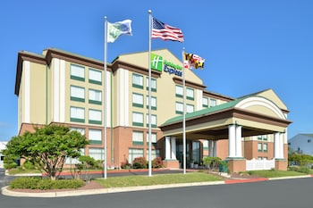 海洋城智選假日套房飯店 Holiday Inn Express Hotel & Suites Ocean City