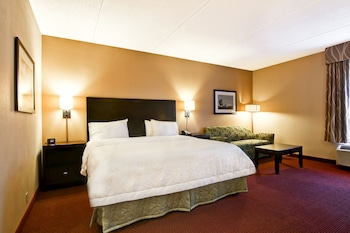 Room, 1 King Bed, Accessible (Mobility & Hearing, Standard Shower)