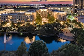 達拉斯普萊諾萊加西鎮中心萬豪飯店 Dallas/Plano Marriott at Legacy Town Center
