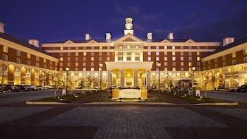 哥倫布伊斯頓希爾頓飯店 Hilton Columbus at Easton