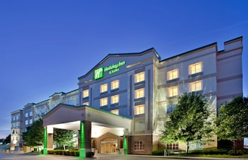 歐文蘭德公園會議中心假日套房飯店 Holiday Inn Hotel & Suites Overland Park - Convention Center