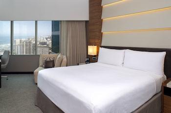 Executive Room, 1 King Bed, Non Smoking, Ocean View