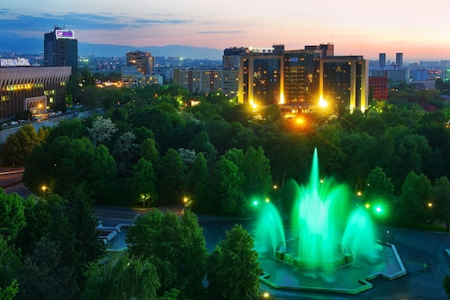 __{offers.Best_flights}__ InterContinental Almaty