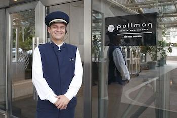 鉑爾曼聖保羅伊比拉普艾拉飯店 Pullman Sao Paulo Ibirapuera