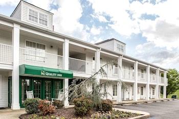 Hotel - Quality Inn Johnson City