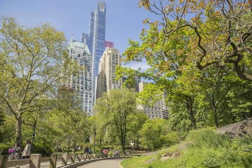 Nowy Jork (NY) - JW Marriott Essex House New York - z Warszawy, 4 kwietnia 2021, 3 noce