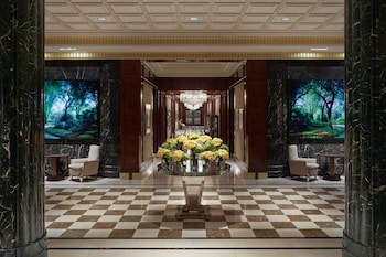 Lobby at JW Marriott Essex House New York in New York