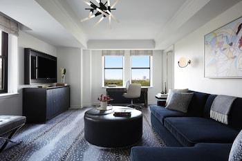 Central Park View Suite, 1 Bedroom