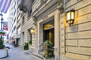 紐約市迪蘭飯店 Dylan Hotel NYC