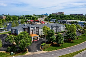 聖安東尼市區阿拉莫廣場萬豪春丘飯店 Springhill Suites By Marriott Metro Center