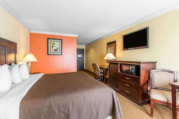 Accessible Room, 1 Queen Bed, Accessible Tub, Non Smoking