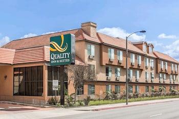 貝爾花園-洛杉磯凱藝套房飯店 Quality Inn & Suites Bell Gardens-Los Angeles