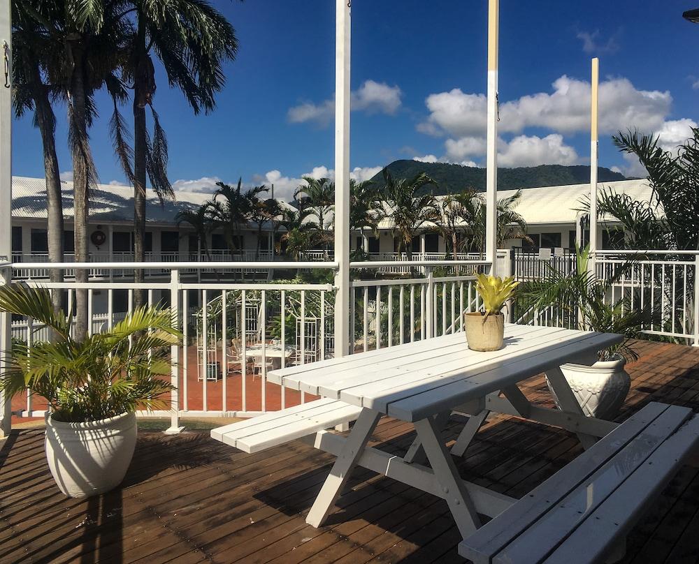 케언스 뉴 살롱(Cairns New Chalon) Hotel Image 54 - Hallway