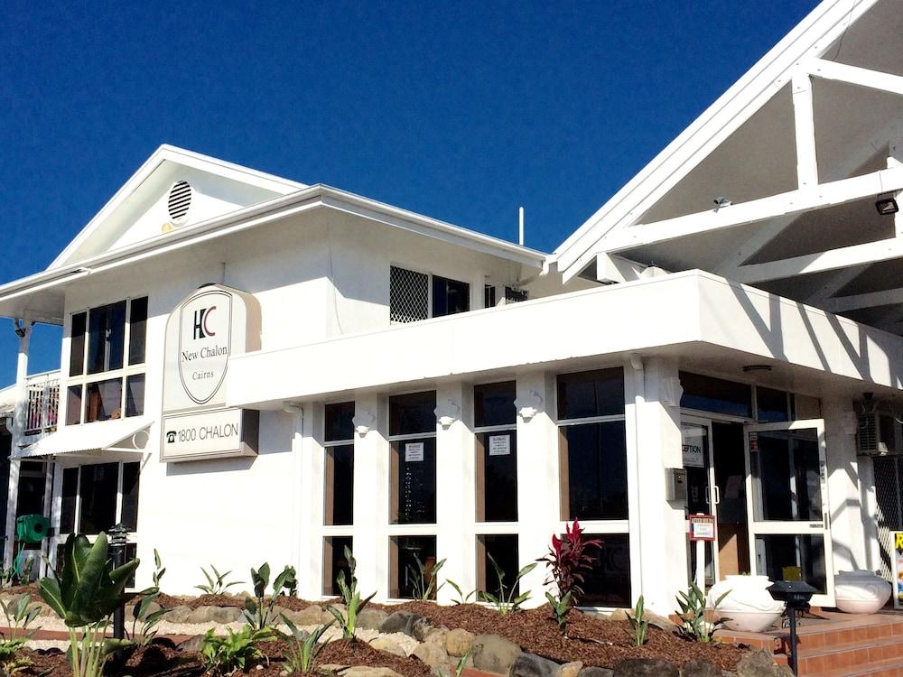 케언스 뉴 살롱(Cairns New Chalon) Hotel Image 57 - Hotel Front
