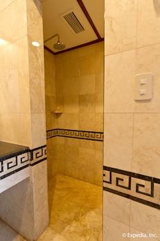 Waterfront Airport Hotel Cebu Bathroom Shower