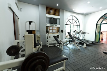 Waterfront Airport Hotel Cebu Fitness Facility