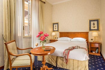 Classic Double Room, 1 Double or 2 Twin Beds