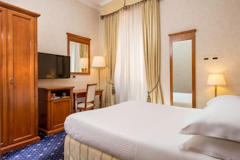 Economy Double Room, 1 Large Twin Bed