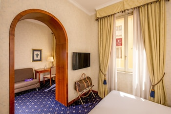 Junior Suite, 1 Double Bed with Sofa bed