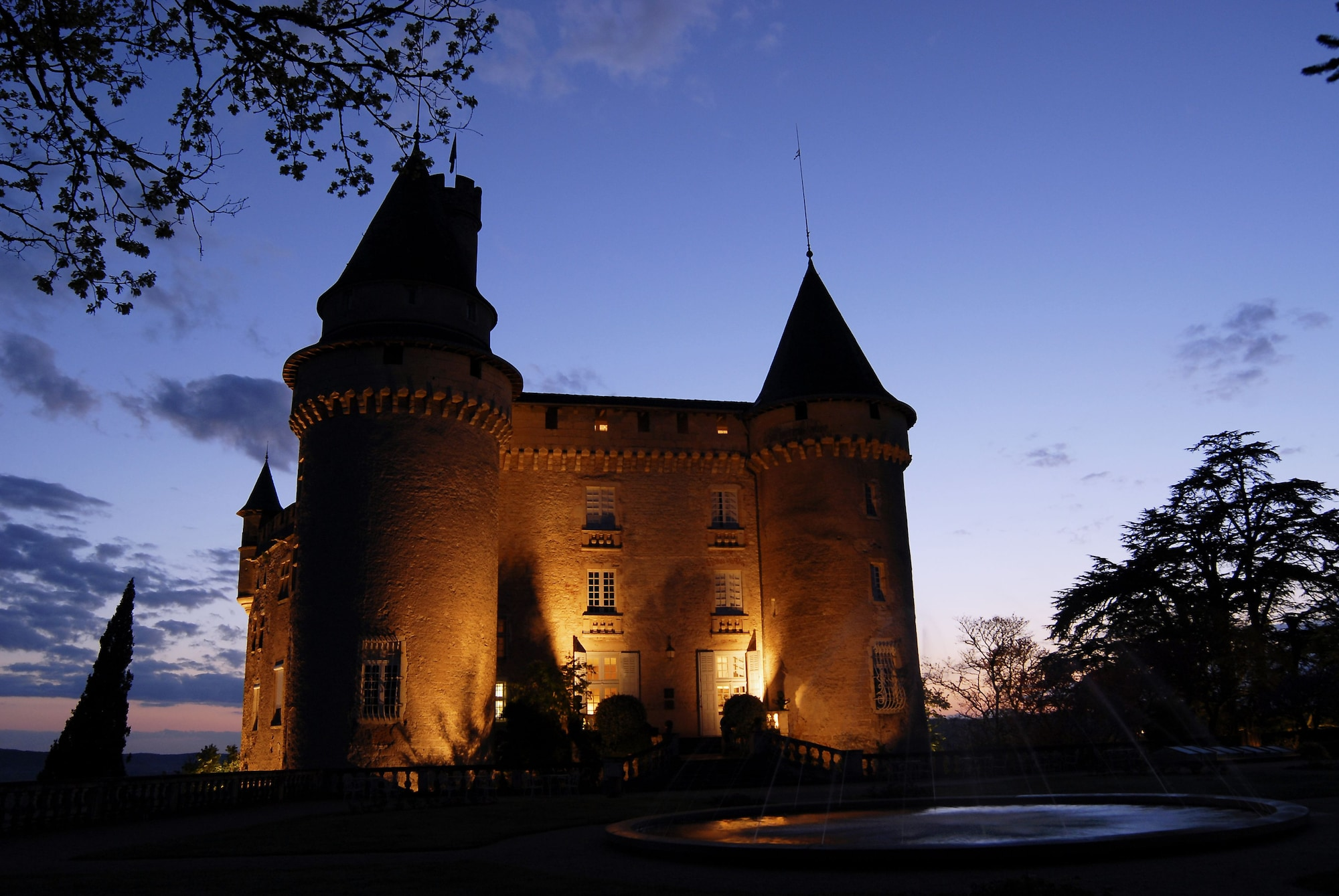 Château de Mercuès, Lot