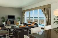 Suite, Multiple Beds, Balcony