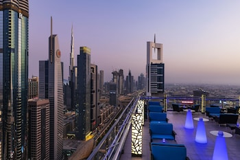 Four Points by Sheraton Sheikh Zayed Road, Dubai - Restaurant