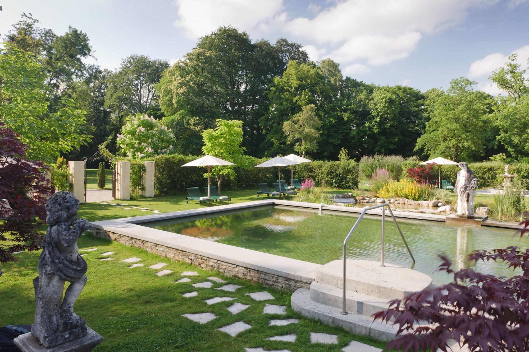 Relais et Châteaux - Château De Germigney, Jura