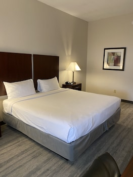 Suite, Non Smoking, Refrigerator (1 king 2 double beds)