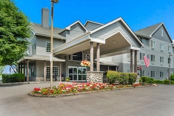 尤金溫德姆拉昆塔套房飯店 La Quinta Inn & Suites by Wyndham Eugene