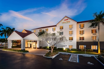 博卡拉頓萬豪費爾菲爾德套房飯店 Fairfield Inn And Suites By Marriott Boca Raton