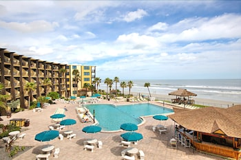 Hawaiian Inn Daytona Beach by Sky Hotels and Resort
