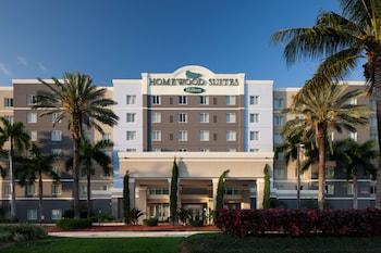 邁阿密機場/藍色瀉湖希爾頓惠庭套房飯店 Homewood Suites by Hilton Miami-Airport/Blue Lagoon