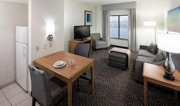 Premium Suite, 1 King Bed, Accessible, Bathtub