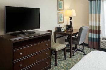 Suite, 1 King Bed, Accessible, Non Smoking (Mobility & Hearing, Roll-in Shower)