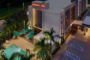 佛羅里達埃倫頓布雷登頓歡朋飯店 Hampton Inn Ellenton/Bradenton, FL
