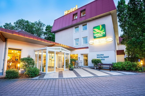 . Quality Hotel am Tierpark