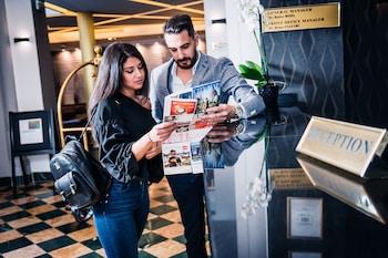 Hotel - Hotel Museum Budapest