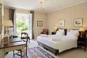Classic Room, Terrace, Garden View
