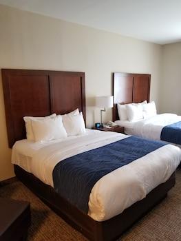機場凱富套房飯店 Comfort Inn & Suites Airport