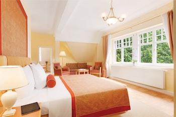 Classic Suite, 2 Bedrooms, Non Smoking, Garden View