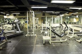 Pearl Manila Hotel Gym