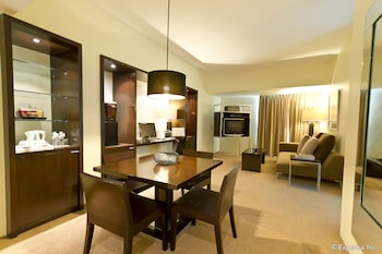 Waterfront Cebu City Hotel & Casino In-Room Dining