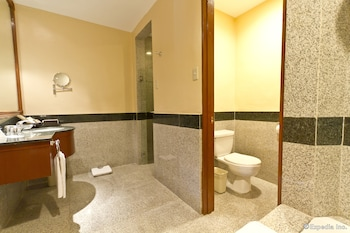 Waterfront Cebu City Hotel & Casino Bathroom