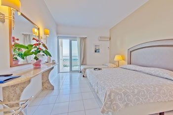 Triple Room, Sea View