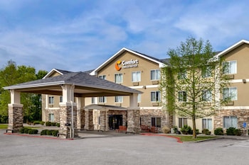 Hotel - Comfort Inn and Suites Pittsburg